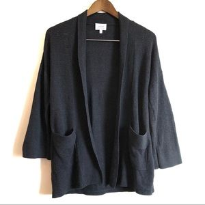 *3/$50* WILFRED ARITZIA Wool Cashmere Cardigan Top